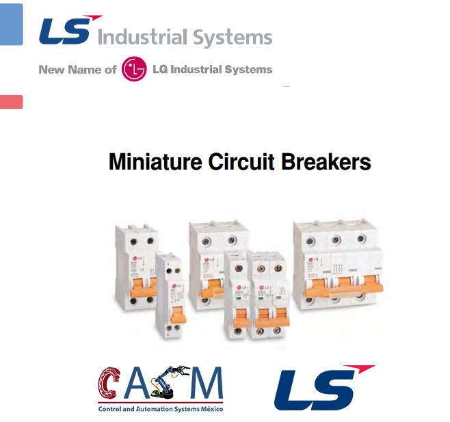 Miniatura Circuit Breakers